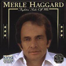 MERLE HAGGARD, Fightin' Side of Me  (CD) NEW SEALED