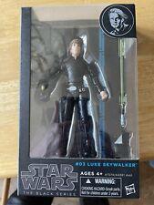 Hasbro Star Wars The Black Series Luke Skywalker 03 Action Figure