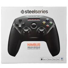 SteelSeries Nimbus Wireless Gaming Controller for iOS, Apple TV,iPhone,iPad, Mac