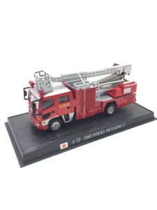 Nikki Skyarm 2003 1/72 n44/150 Trucks Of Firefighters Monde Base Specification