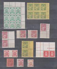 LATVIA SELECTION OF 29 stamps MNH