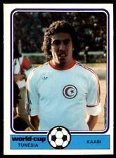 Monty Gum World Cup Football (1978) - Kaabi (Tunisia)