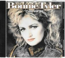 CD BEST OF 17 TITRES--BONNIE TYLER--THE BEST...