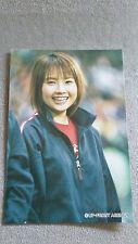 Natsumi Abe Collectible Card Bromide Morning Musume JPop Idol Kawaii Cute Japan