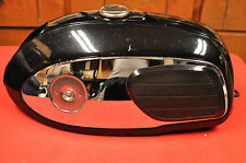 1965-67 Honda CB450 K0 Black Bomber Fuel Tank, CB 450 Gas