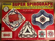 Spirograph Super Spirograph Plus - Kenner's Commemorative edition