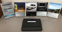 2014 Mercedes-Benz GLK 350 4MATIC GLK 250 BLUETEC OEM Owner's Manual Set w/Case