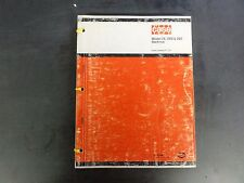 Case Model 26,26B & 26S Backhoe Parts Catalog F1109