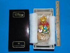 Nib Christopher Radko Christmas Ornament Easter Pooh