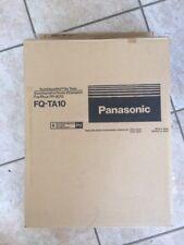 CONF.  4 TONER PANASONIC FQ-TA10 TONER ORIGINALE (5.000 PG) CON. VASCHETTE