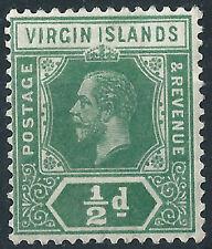 British Virgin Islands Royalty Stamps