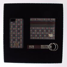 NWT DOLCE & GABBANA Card Holder Wallet Keychain Iphone 5G Phone Cover Gift Boxed