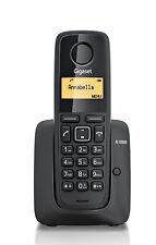 Siemens Gigaset A1000 Telefono Cordless DECT Telefono Nero