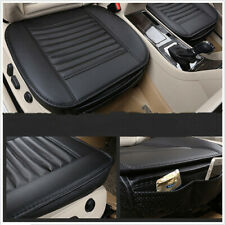 Universal PU Leather 3D Car Seat Cover Breathable Pad Mat Parts Accessories