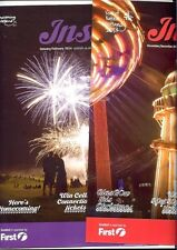 First Bus Scotrail Insight Christmas Glasgow 2013 8 pages winter x2 different