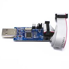 USBASP USBISP AVR Programmer Adapter 10 Pin Cable ATMEGA8 ATMEGA128 For Arduino