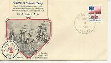 US Army Comm/FDC -  Battle of Valcour Bay - 1976 (410)