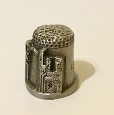 Lindisfarne Priory Pewter Thimble Collectors