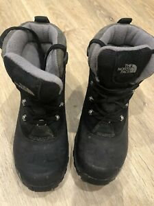 Mens Women's North Face Chilkat Boots Uk Size 7 Eu 41 Used Snow Boots Unisex