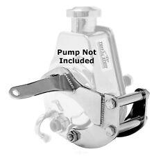 Power Steering Pump Bracket-Base Tuff Stuff 6504A