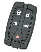 FITS LAND ROVER FREELANDER 2 5 Button Remote Key FOB Smart Key shell/case blade