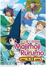 DVD Majimoji Rurumo Tv1-12end  + Free Register Tracking