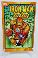 Iron Man 2020 Spider-Man Blizzard Marvel Comics TPB Trade Paperback New