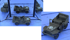 Solido Dodge WC 51 command car, 1/50e
