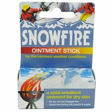 Snowfire Ointment Stick For Dry Red Chapped Skin 18g