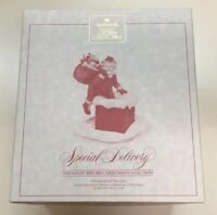 Hallmark Gold Crown Night Before Christmas Collection Special Delivery LE 1987