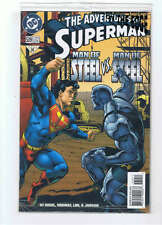 DC Comics Adventures Of Superman #539 NM 1996