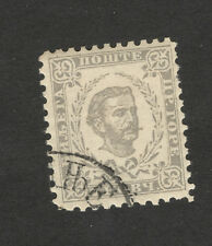MONTENEGRO-USED STAMP-KING NIKOLA I-Mi.No. 4 III -1890/1893.