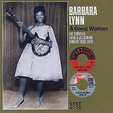 A Good Woman-Complete Tribe & Jetstream Singles 19 von Barbara Lynn (2011)
