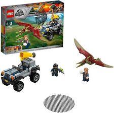 LEGO JURASSIC WORLD CAZA DEL PTERANODON 75926 DINOSAURIO  NEW