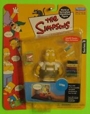 Playmates Wos Interactive Action Figures Simpsons Uter Exchange Student