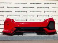 HONDA CIVIC TYPE R 2017-2019 REAR BUMPER WITH DIFUSER GENUINE [G130]