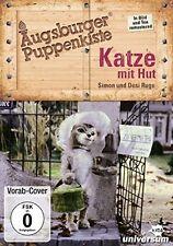 AUGSBURGER PUPPENKISTE - KATZE MIT HUT   DVD NEU
