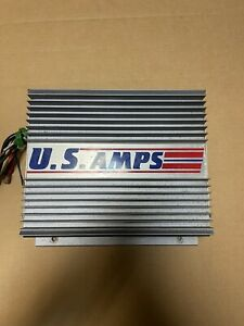 RARE US Amps 50 OLD SCHOOL AMPLIFIER U.S.