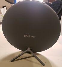 "Photive 7"" Portable Wireless Bluetooth Speaker. Original Packaging/ accessories"