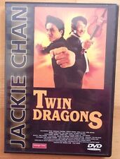 DVD,Twin Dragons.Jackie Chan