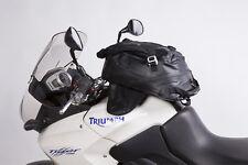 MOTORCYCLE  WATERPROOF DRY TANK  BAG MAGNETIC 18L SHAD ZULUPACK