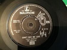 THE BEATLES . CAN'T BUY ME LOVE / YOU CAN'T DO THAT .
