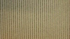 100% WOOL ECO FRIENDLY MAT CARPET RUG HALL RUNNER 69cm x 400cm Retail £330