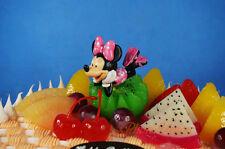 Cake Topper Decoration Disney Minnie Mouse Toy Figure Model Diorama A630 B