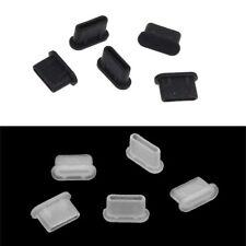 10Pcs/5Pcs Cubierta de Silicona Puerto Usb 3.1 Tipo C Anti-Polvo Enchufe Protector Para LETV