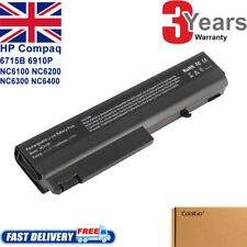 Battery for HP Compaq 6715b 6910p Business nc6100 nc6120 nc6320 nx6310 nx6325 CL