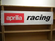 APRILIA Racing Moto Banner officina uso di visualizzazione a terra
