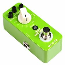Mooer Micro Compact Mod Factory Modulation Effects Pedal, MMF1