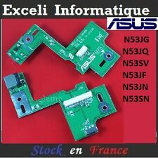 Connecteur DC POWER JACK SWITCH BOARD ASUS N53JG N53JQ N53S