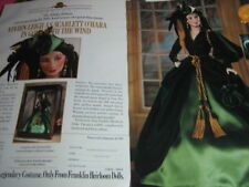 Vivien Leigh SCARLETT O'Hara Doll MAGAZINE AD Gone with the Wind